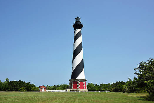 Cape Hatteras Lighthouse - Outer Banks by Brendan Reals