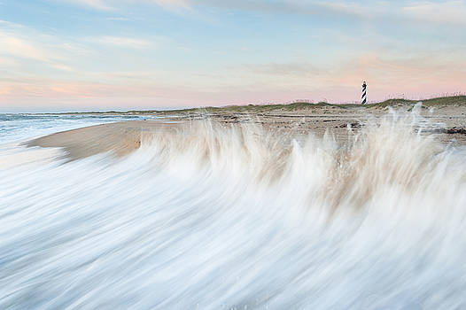 Cape Hatteras Lighthouse Outer Banks by Mark VanDyke
