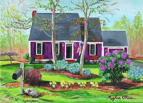 Cape House by Meghan OHare