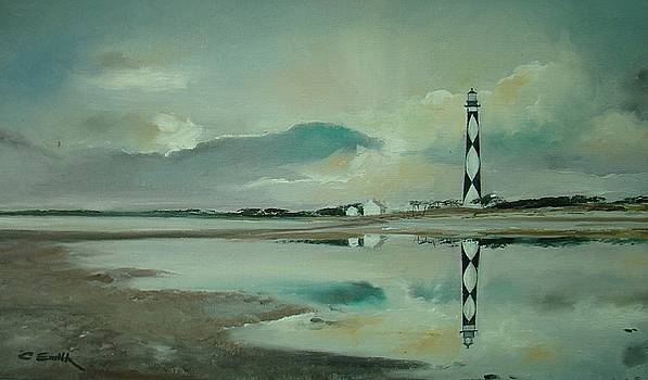 Cape Lookout by Charles Roy Smith