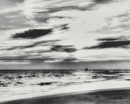 Cape May in Black and White by Emily Kay