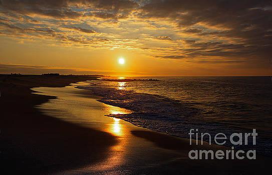 Cape May Sunset by John Stringfellow