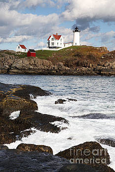 Cape Neddick Lighthouse by Bryan Attewell