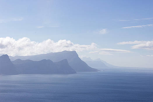 Cape Peninsula South Africa by Joscelyn Paine