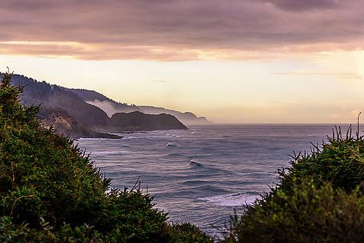 Cape Perpetua, Oregon coast by Bryan Xavier