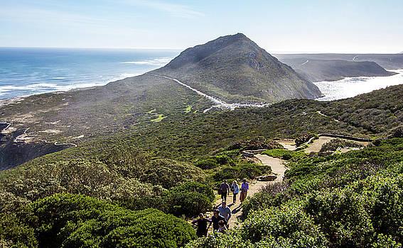Cape Point by Jennifer Ansier