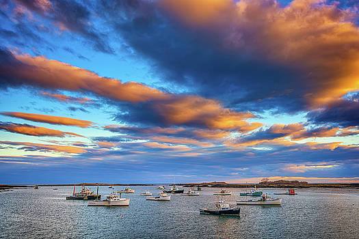 Cape Porpoise by Rick Berk