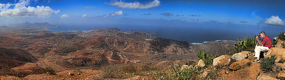 Cape Verde Panorama by David Smith