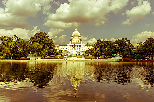 Capital Building by Samir Chokshi