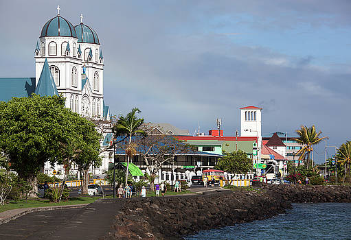 Ramunas Bruzas - Capital Of Samoa