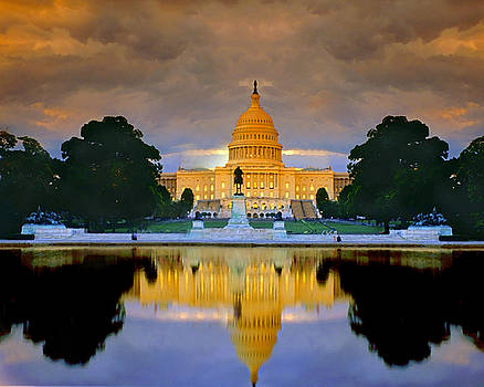 Capitol 2012 by Christopher Kerby
