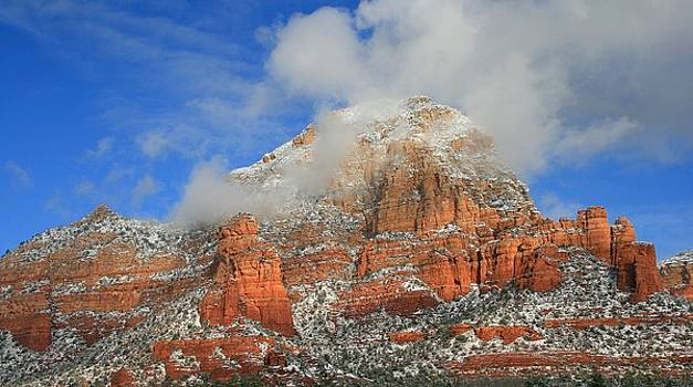 Capitol Butte by Gary Kaylor
