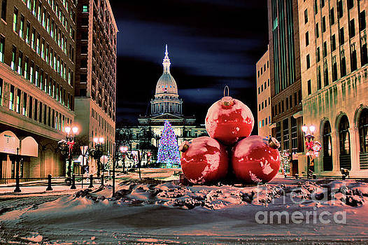 Capitol Christmas by Matthew Winn