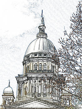 Capitol Dome by Sue Houston