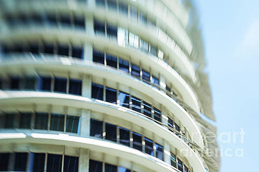 Capitol Records building 10 by Micah May
