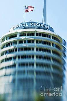 Capitol Records building 14 by Micah May