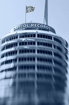Capitol Records building 16 by Micah May