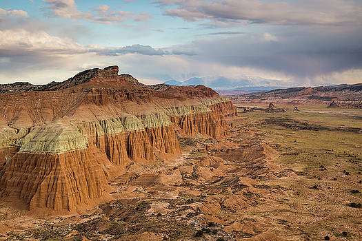 Capitol Reef by Whit Richardson