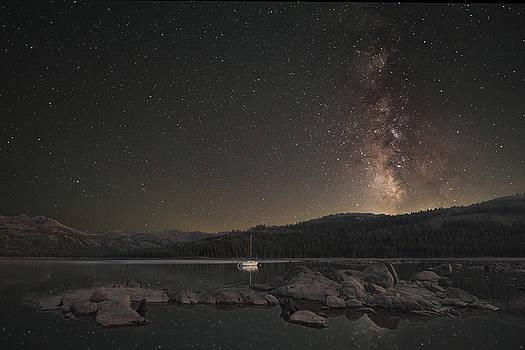 Caples Lake by Keith Marsh