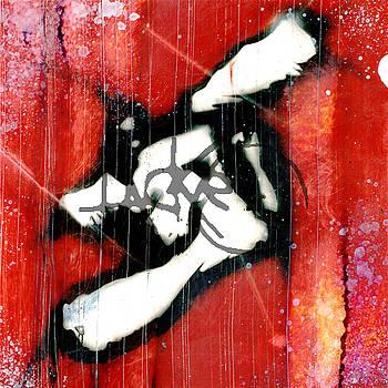 Capoeira C I N C O by Tomas Lacke