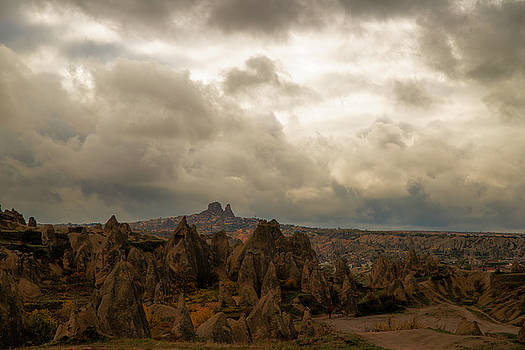 Cappadocia I by Yuri Santin
