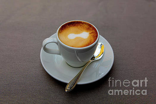 Cappuccino Coffee by Mats Silvan