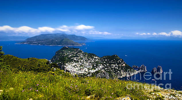 Capri by Alessandro Giorgi Art Photography
