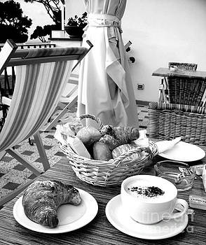 Capri Breakfast by Tanya Searcy