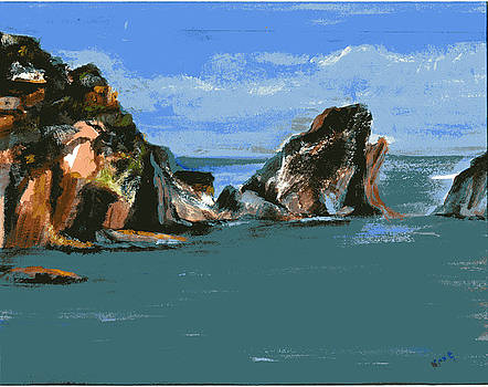 Capri by Karen Apostolico