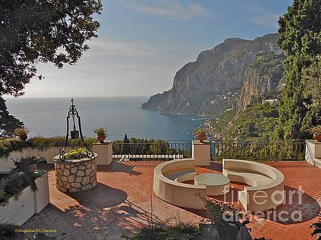 ITALIAN ART - Capri Panorama
