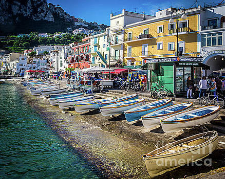 Capri Shore by Perry Webster