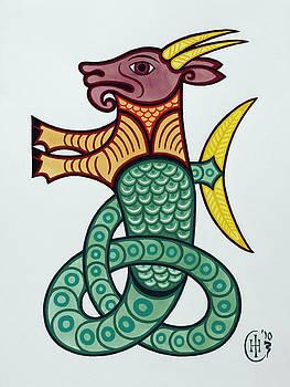 Capricorn by Ian Herriott