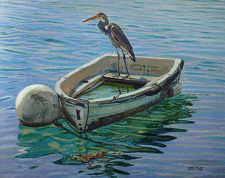 Capt. G. B. Heron by Otto Trott