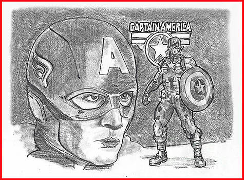 Chris  DelVecchio - Captain America