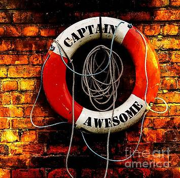 Captain Awesome by Daryl