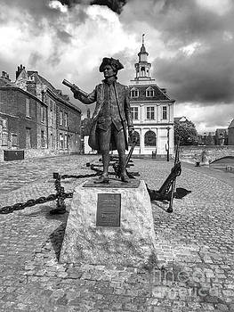 Captain George Vancouver  by John Edwards