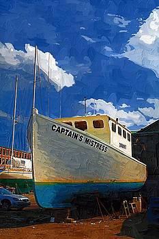 Captain by John Ellis