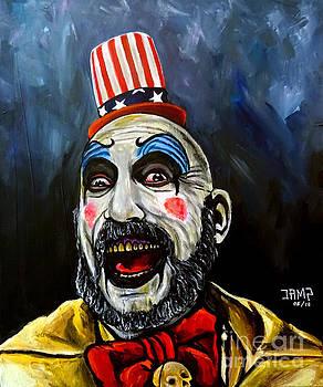 Captain Spaulding by Jose Mendez