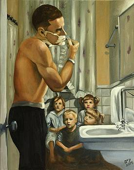 Captivating Shave by Kimberly Miller