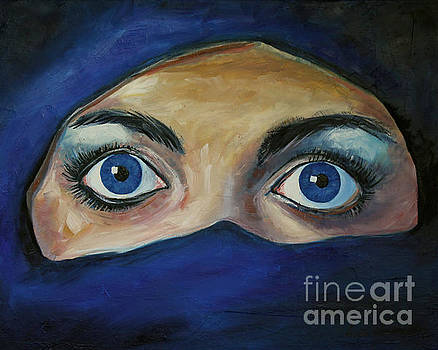 Captive Eyes by Alan Metzger