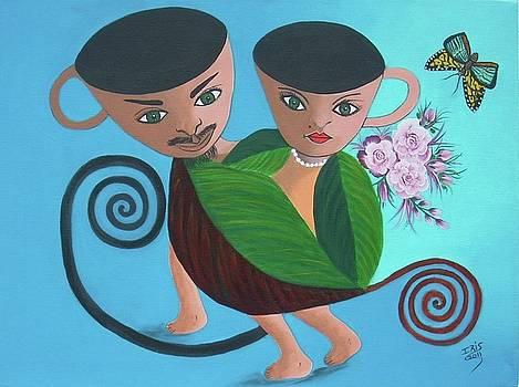 Capu--chino by Iris  Mora