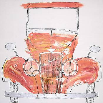 Car 3 by Soraya Wallace