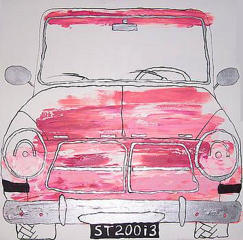 Car 7 by Soraya Wallace