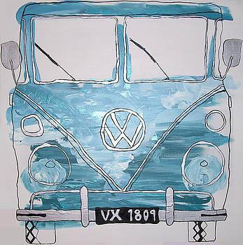 Car 8 by Soraya Wallace