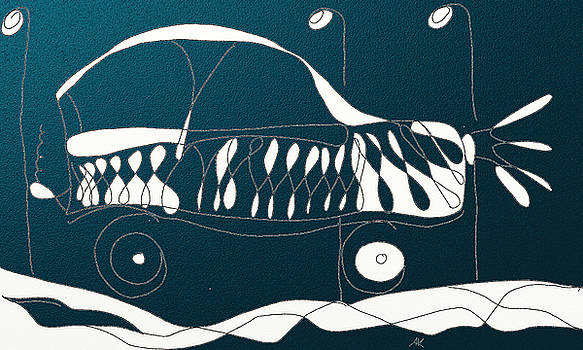 Car by Agnes Karcz