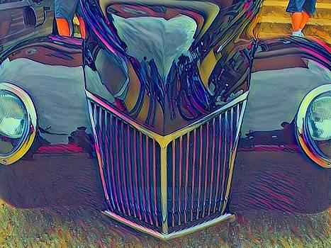 Car Colorama by Patricia Rex