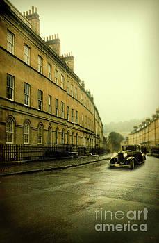 Jill Battaglia - Car on a Street in Bath
