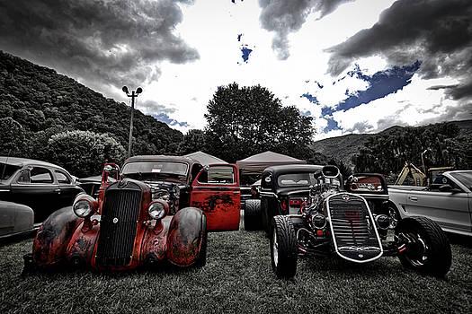 Car Show by Daniel Gundlach