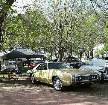 Car show Saturday by Jack Pumphrey