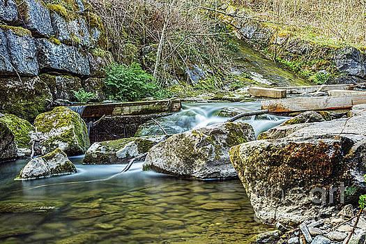 Steve Purnell - Caradocs Falls 1